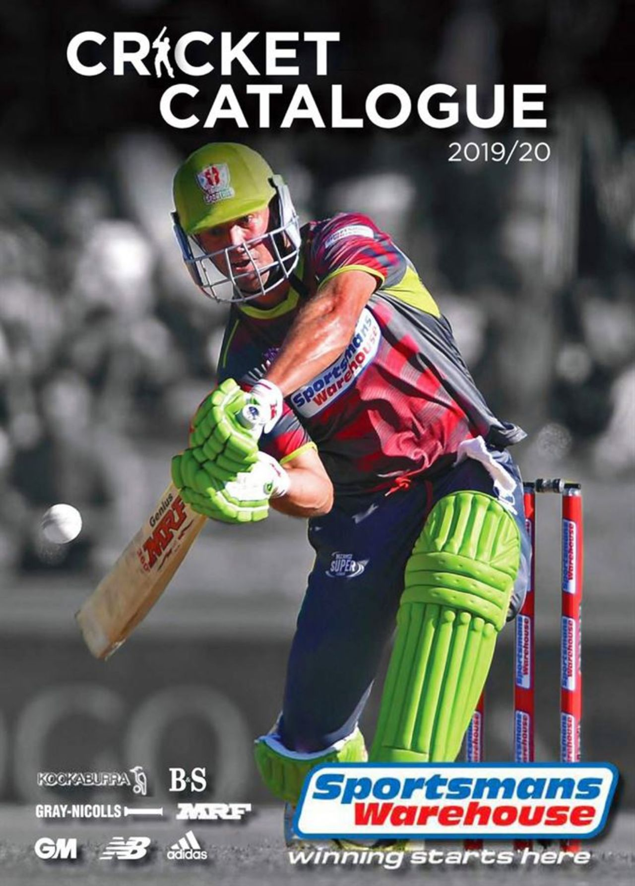 Catalog Cricket Catalogue valid from 27/08/2019 page number 1