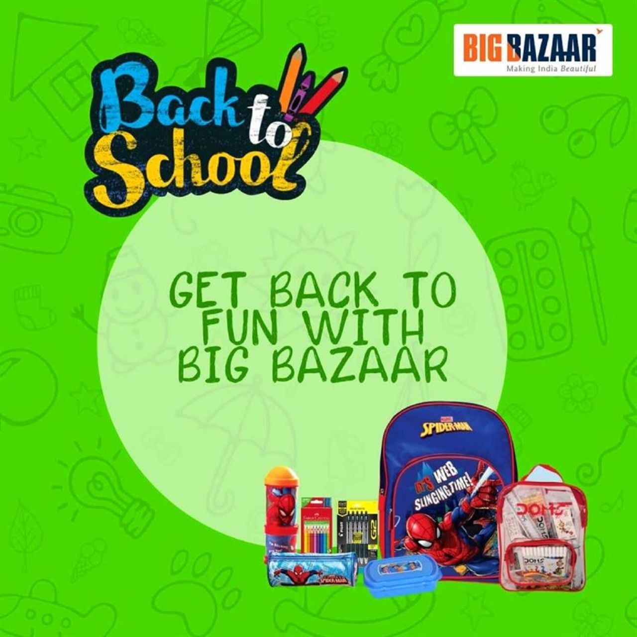 Big Bazaar catalogue valid from 08/05/2019 - page number 1