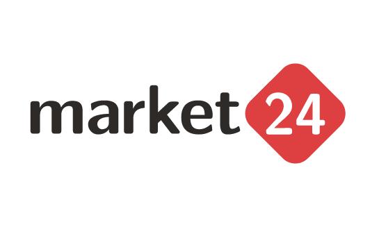 Market24 zľavový kupón 2€